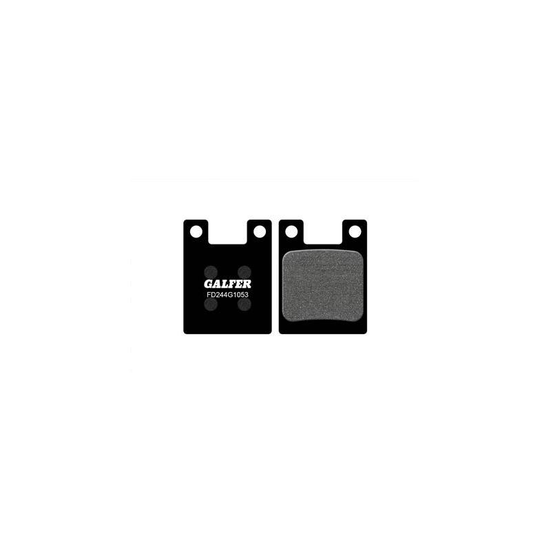 Plaquettes de frein Galfer - Hope C2, O2 2 Pistons - Noir Standard Galfer FD244G1053 Hope