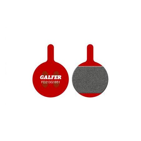 Plaquettes de frein Galfer - Magura Clara (-00)/Louise (-01) - Rouge Advanced Galfer FD213G1851 Magura