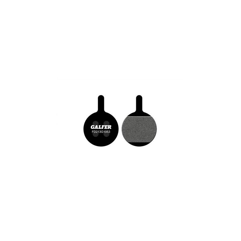Plaquettes de frein Galfer - Magura Clara (-2000)/Louise (-2001) - Noir Standard Galfer FD213G1053 Magura