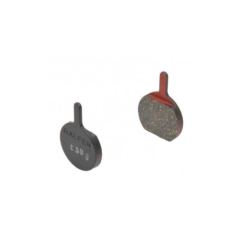 Plaquettes de frein Galfer - Magura Clara (-2000)/Louise (-2001) - Vert Pro Galfer FD213G1554T Magura