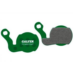 Plaquettes de frein Galfer - Magura Julie HP Louise (07-)/Marta SL (09-) - Vert Pro Galfer FD349G1554T Magura