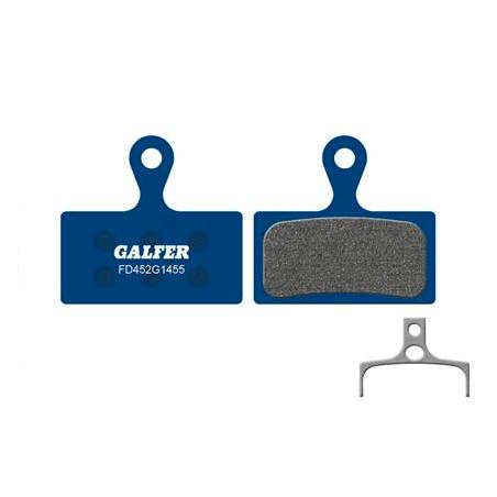 Plaquettes de frein Galfer - Road FD452 Shimano XTR - SLX Galfer FD452G1455 Shimano