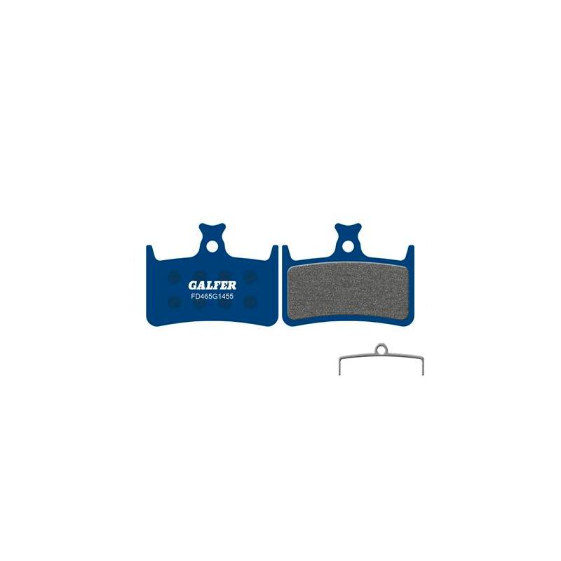 Plaquettes de frein Galfer - Road Hope E4 RX4 Galfer FD465G1455 Hope