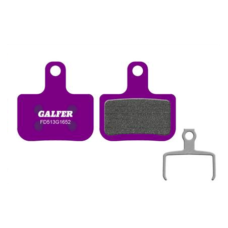 Plaquettes de frein Galfer - Sram Level/T/TL - E-Bike Galfer FD513G1652 SRAM