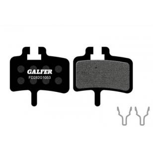 Plaquettes de frein Galfer - Hayes HFX-9/MAG/MX-1/Promax Meca - Noir Standard Galfer FD282G1053 Promax