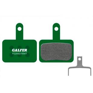 Plaquettes de frein Galfer - Shimano B01S Deore / Tektro / TRP - Vert Pro Galfer FD293G1554T Shimano