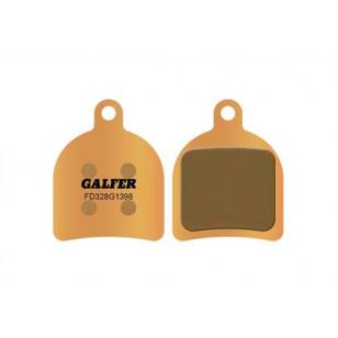 Plaquettes de frein Galfer - Hope Mono Trial/DB110 Galfer FD328G1398 Hope