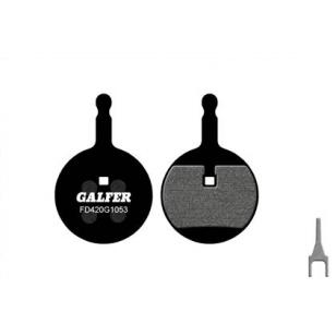 Plaquettes de frein Galfer - Avid BB5 - Noir Standard Galfer FD420G1053 Avid