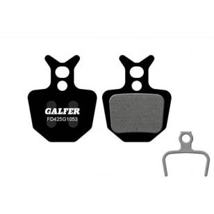 Plaquettes de frein Galfer - Formula Oro 18K/24K - Noir Standard Galfer FD425G1053 Formula