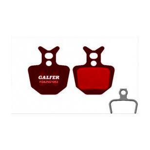Plaquettes de frein Galfer - Formula Oro 18K/24K - Rouge Advanced Galfer FD425G1851 Formula