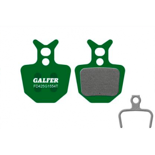 Plaquettes de frein Galfer - Formula Oro 18K/24K - Vert Pro Galfer FD425G1554T Formula