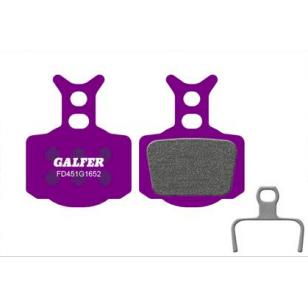 Plaquettes de frein Galfer - Formula Mega/The One/R0/R1/RX/RR1/T1/C1- E-Bike Galfer FD451G1652 Formula