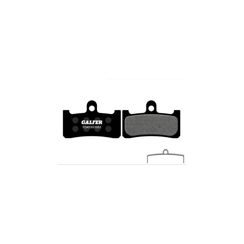 Plaquettes de frein GALFER HOPE M4 / Shimano M755 Galfer FD453G1053 Shimano