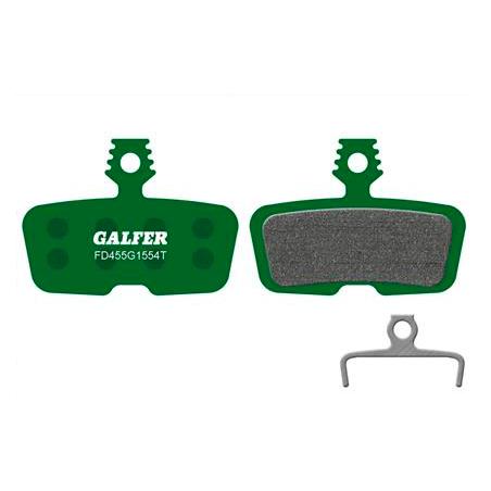 Plaquettes de frein Galfer - Avid Code (après 2011) / Sram Guide RE - Vert Pro Galfer FD455G1554T Avid