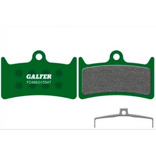 Plaquettes de frein Galfer - Hope V4 - Vert Pro Galfer FD466G1554T Hope