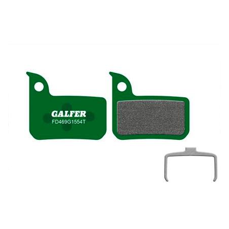 Plaquettes de frein Galfer - Sram Red 22 - Vert Pro Galfer FD469G1554T Sram
