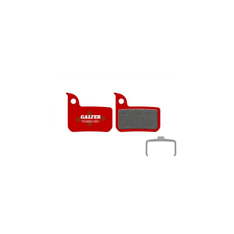 Plaquettes de frein Galfer - Sram Red - Rouge Advanced Galfer FD469G1851 Sram