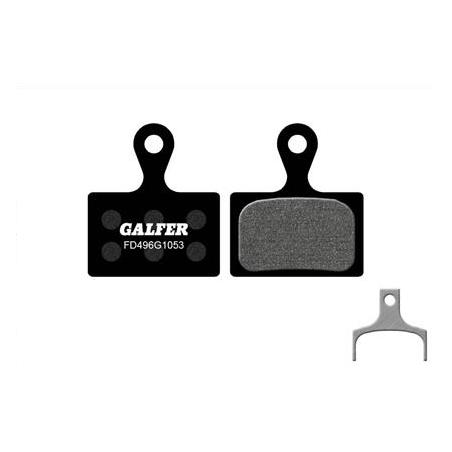 Plaquettes de frein Galfer - FD496 Shimano Ultegra - Noir Standard Galfer FD496G1053 Shimano