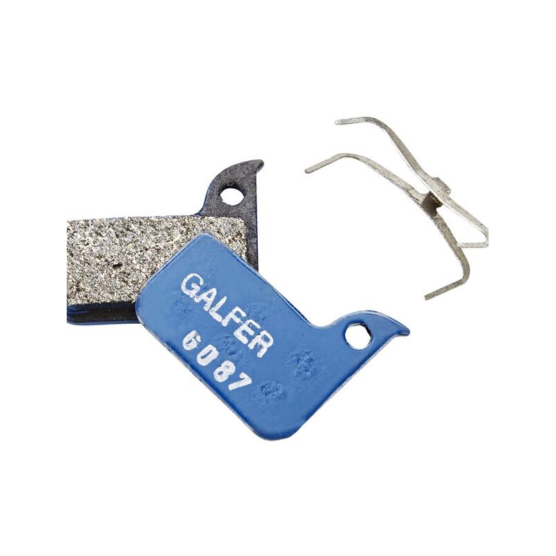 Plaquettes de frein Galfer - Route Sram Red 22 / Force / Rival / S700 - Blue Road Galfer FD469G1455 Sram