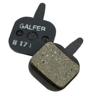 Plaquettes de frein Galfer - Tektro IO/Gemini/Novela/Aquila - Noir Standard Galfer FD454G1053 Tektro