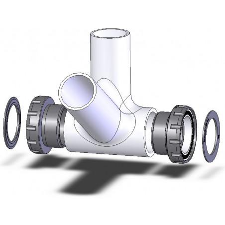 Boîtier de Pédalier Spécialités TA BSC30 Route Céramique Spécialités TA BOBB001-CERA Standard 30mm