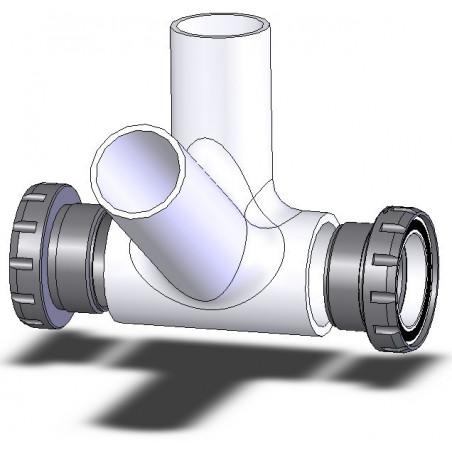 Boîtier de Pédalier Spécialités TA ITA30 Céramique Spécialités TA BOBB003-CERA Standard 30mm