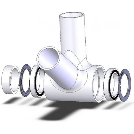 Boîtier de Pédalier Spécialités TA BBRight California (Cervélo) Céramique Spécialités TA BOBB007-CERA Standard 30mm