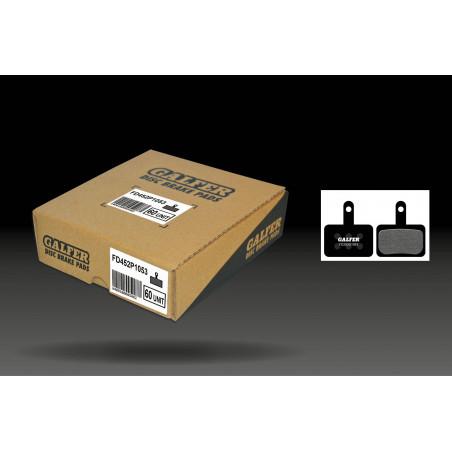Plaquettes de frein GALFER - Shimano B01S Deore / Tektro (Lot de 30 paires) Galfer FD293P1053 Shimano