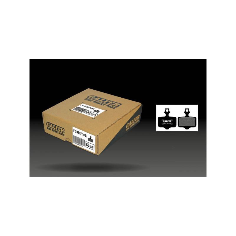 Plaquettes de frein GALFER Shimano XT BR-M965/966/975 - Noir Standard (Lot de 30 paires) Galfer FD294P1053 Shimano