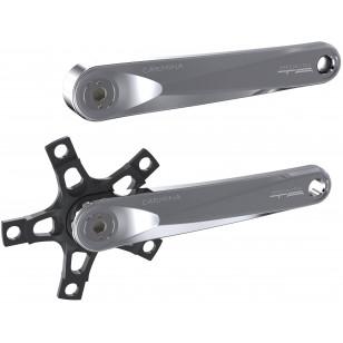 Paire de manivelles Spécialités TA Carmina Double Compact 110mm Spécialités TA PMCCET Paire de Manivelles