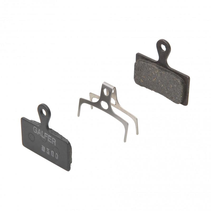 Plaquettes de frein GALFER Shimano XTR BR-M985 / XT BR-M785 / SLX M666 STD Galfer FD452G1053 Shimano