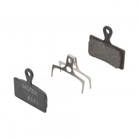 Plaquettes de frein GALFER Shimano XTR BR-M985,XT BR-M785,SLX M666 STD
