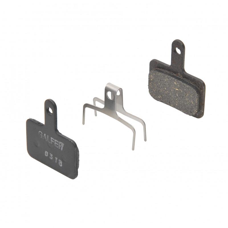 Plaquettes de frein GALFER Shimano DEORE 416/445/446/485/486/515/525/575 C601 STD