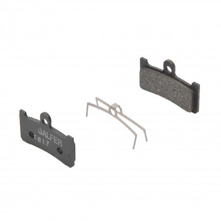 Plaquettes de frein GALFER HOPE M4 / Shimano M755
