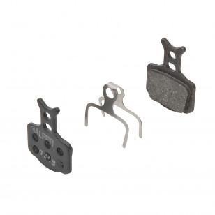 Plaquettes de frein Galfer - FormulaMega/The One/R0/R1/RX/RR1/T1/C1 - Noir Standard