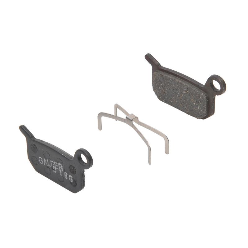 Plaquettes de frein Galfer - Formula B4/4 Racing - Noir Standard