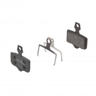 Plaquettes de frein Galfer - Avid Elixir 1/2/3/5/7 Sram XX/X0/X7/X9/DB - Noir Standard