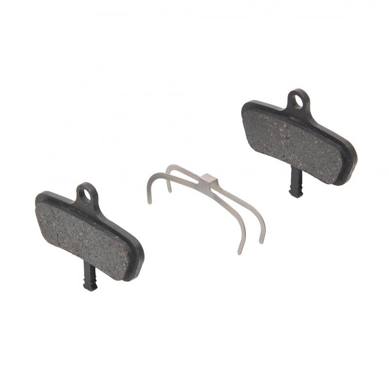 Plaquettes de frein Galfer - Avid Code 2007 - Noir Standard