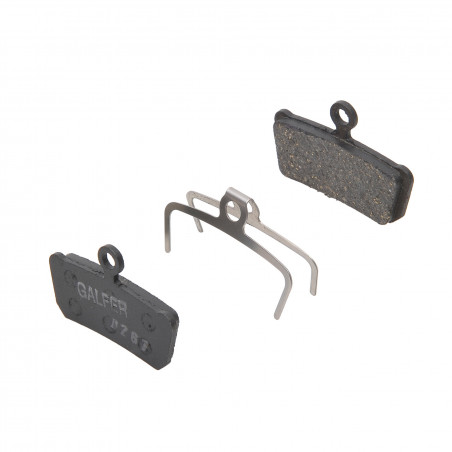 Plaquettes de frein Galfer - Avid X0 / Trail / 7 Trail / 9 Trail / Sram Guide - Noir Standard