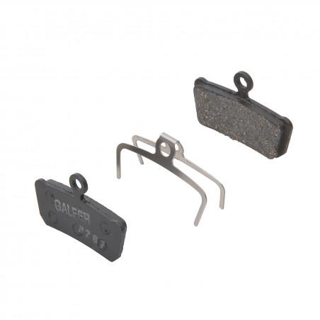 Plaquettes de frein Galfer - Avid X0 / Trail / 7 Trail / 9 Trail / Sram Guide - Noir Standard Galfer FD459G1053 Sram