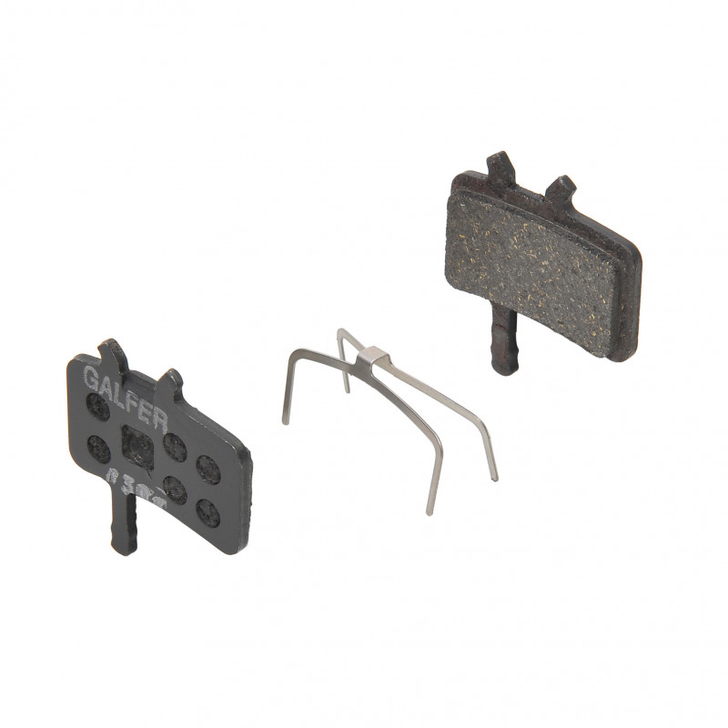 Plaquettes de frein Galfer - Avid BB7/Juicy 3/5/7/Ultimate/Carbon - Promax 950 - Noir Standard