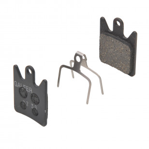 Plaquettes de frein Galfer - Hope Mono V2/Tech V2 - Noir Standard Galfer FD445G1053 Hope