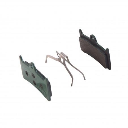 Plaquettes de frein Galfer - Hope V4 - Noir Standard