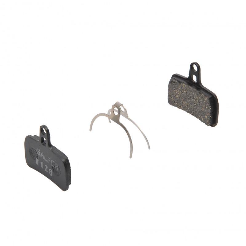 Plaquettes de frein Galfer - Hope Mono Mini - Noir Standard