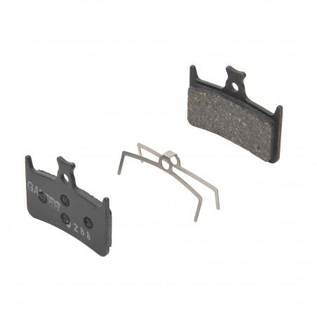 Plaquettes de frein Galfer - Hope E4 - Noir Standard