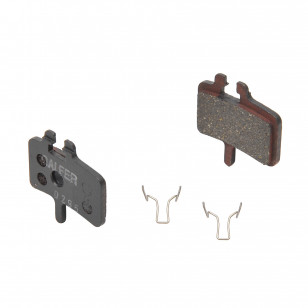 Plaquettes de frein Galfer - Hayes HFX-9/MAG/MX-1/Promax Meca - Noir Standard