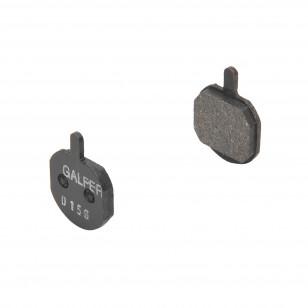 Plaquettes de frein Galfer - Hayes MX-2 (04)/MX-3 (Meca)/MX-4/MX-5/GX-2/Sole - Noir Standard
