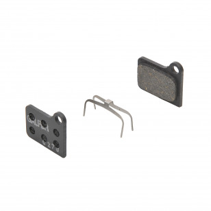 Plaquettes de frein Galfer - Shimano Nexave/Deore M555 - Noir Standard