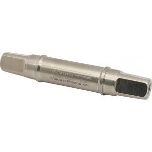 Axe Acier Spécialités TA pour boitier Axix Light Spécialités TA BO0011 Standard Axe Carré