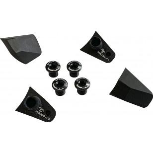 Kit de Caches Spécialités TA pour Pédalier Shimano Ultégra R8000 Spécialités TA VPPL41105904 Kits de Caches